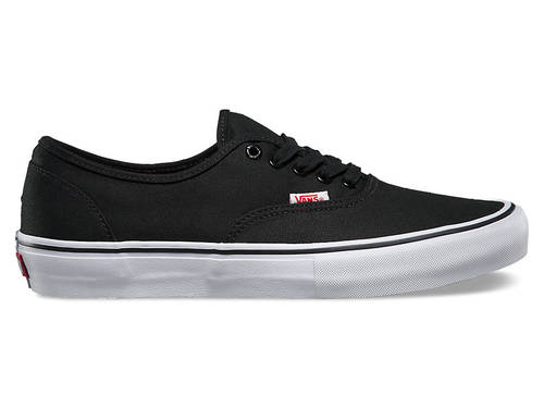 Vans Authentic Pro Black/White