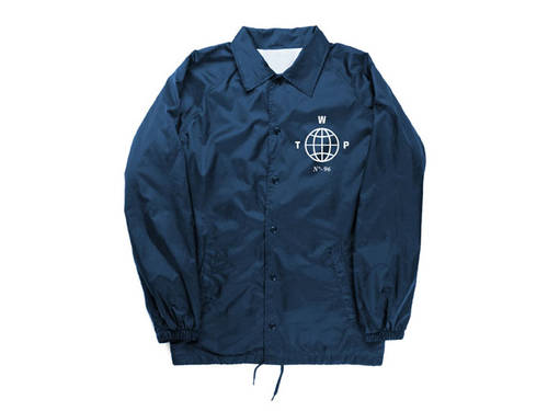 Wethepeople Coach Navy Jacket