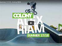 Alex Hiam Summer 17/18 Colony Edit